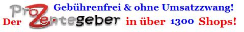 Prozentegeber.de von Shoppingnews24.de